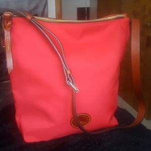 Gorgeous Red Dooney & Bourke Handbag